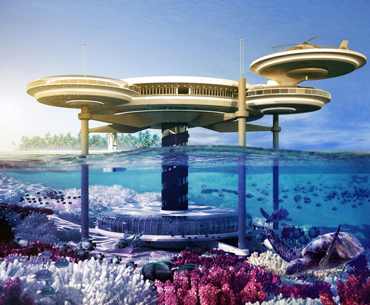 Underwater Hotel Plans Revived in Dubai