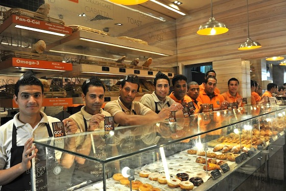 Egypt, Presidential Elections, Recycled Materials, Food, Baked Goods, The Bakery Shop