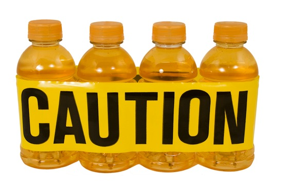 Energy Drinks and 5 Really Good Reasons to Avoid Them