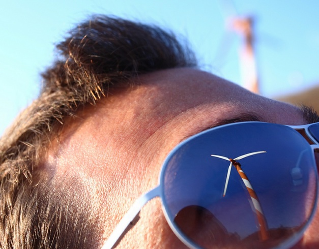 wind energy sunglasses, israel world bank clean tech investment