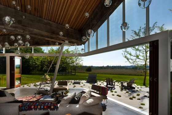 works omer arbel. Green Design, Sustainable Omer Arbel, Roof, Architecture, Canada, Works Arbel R
