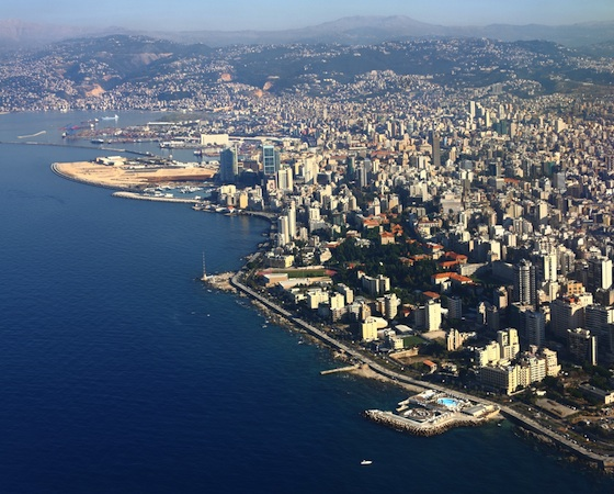 "Mayor Launches ""Beirut is Amazing"" City Greening Plan"
