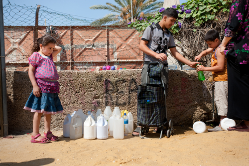 Palestine, Israel, water, resources, wastewater management, human rights, environment