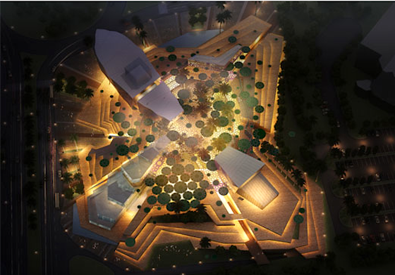 green design, solar power, clean tech, urban design, architecture, BDP, Sabah Al-Ahmad