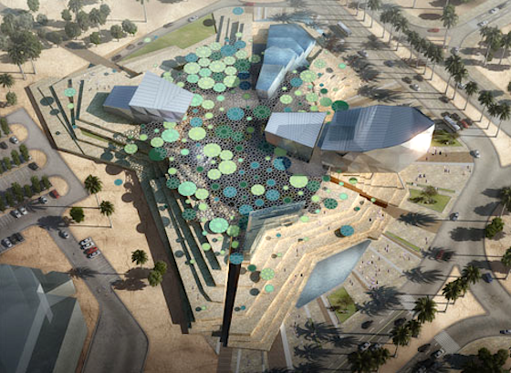 green design solar power clean tech urban design architecture bdp - Lilypad Architecture