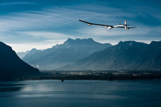 cleantech, solar power, MASEN, Solar Impulse, green transportation, solar plane, Morocco, Madrid, Switzerland