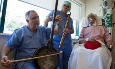 Ancient Music Therapy Revived in Turkish Hospital