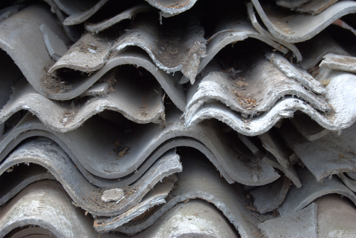 Roof Tiles Insulated With Asbestos Green Prophet