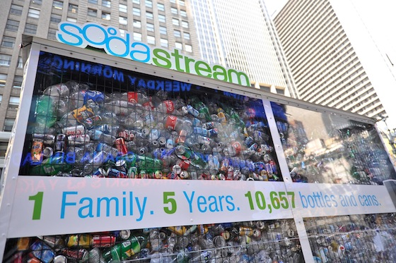 Coke and SodaStream Trash Each Other in Trademark War