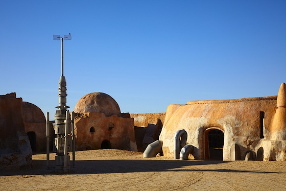 Star Wars, Tunisia, travel, nature, MENA, eco-tourism, eco-lodge, biomimicry