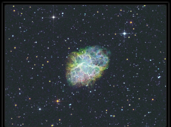 crab nebula nasa
