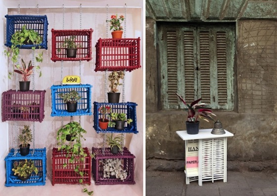 Cairo, Studio Meem, Design is a Verb, green design, sustainable design, eco-design, crafts, tradition