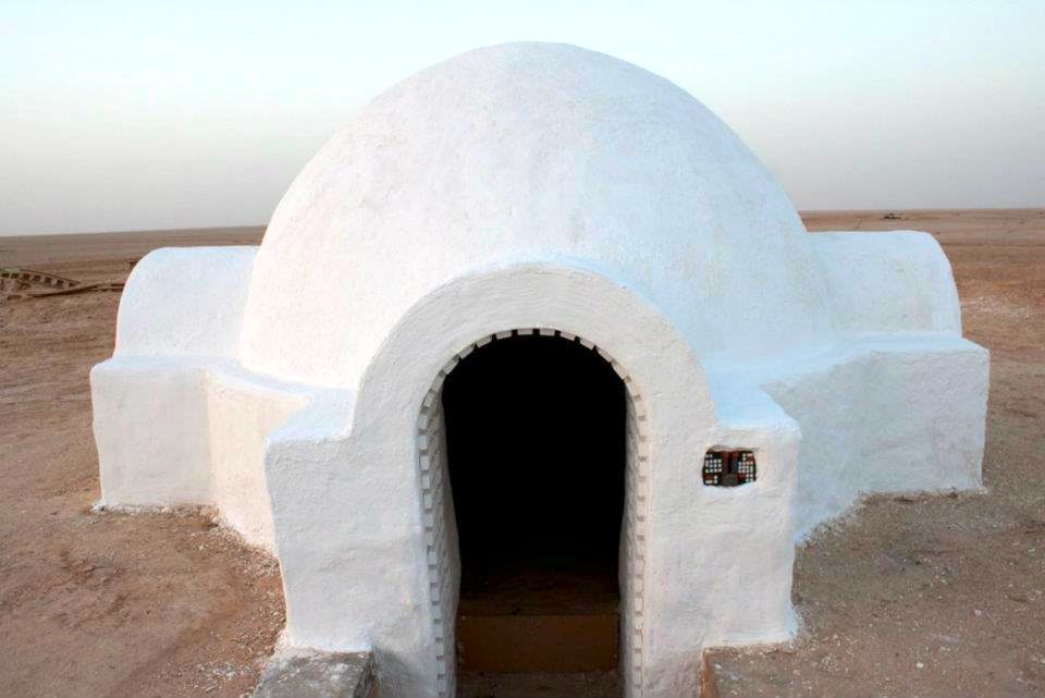 Star Wars Fans Restore Luke Skywalker S Homestead In Tunisia Green Prophet