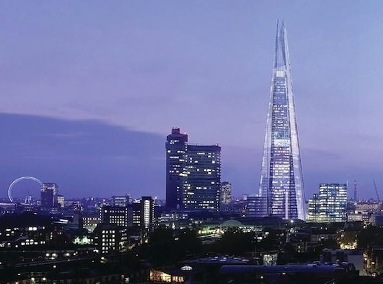 The Shard Is Qatar S London Land Grab Green Prophet