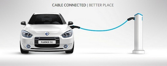 electric car EV Israel better place battery stations switch