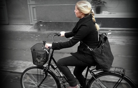Denmark Gets Cycling Superhighway to Copenhagen