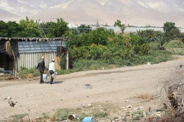 The Jordan Valley's Water and Land Under Occupation – Oxfam Report