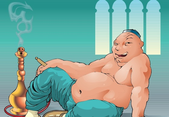 Four Gulf Countries Are Among the World's Fattest
