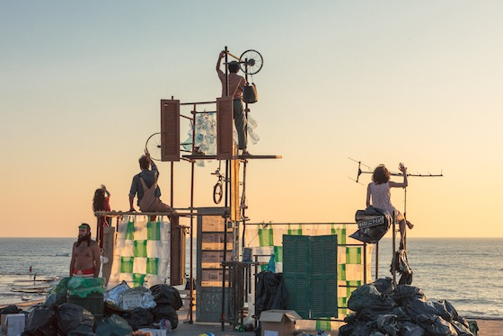 Lebanon's Trash Theatre & the True Cost of Rubbish (INTERVIEW)