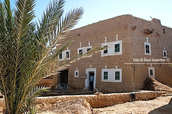 desert, SIWA, earth construction, green building, Giusi Cosentino, photography, art