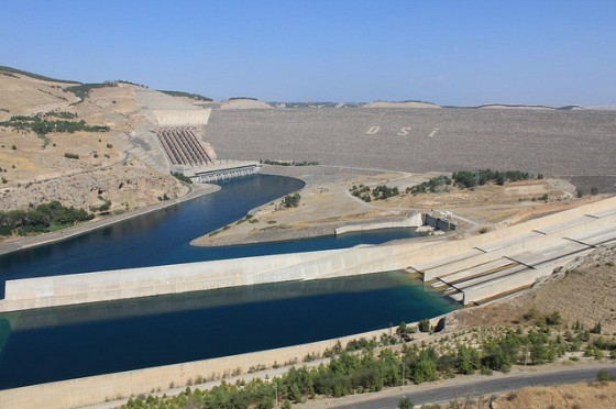 ataturk dam turkey seizes land maritime law