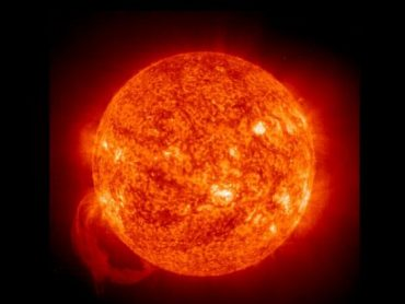 Solar Flare Super Storm Could Put Middle East in Darkness