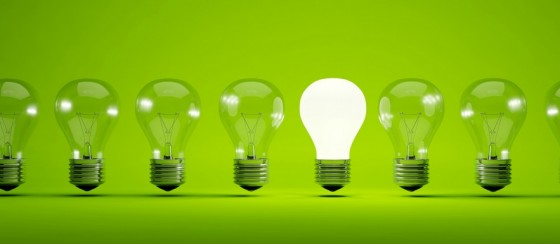 green environment light bulbs ideas