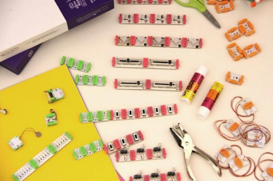 Lebanon, littleBits, electronics, technology, toys, design