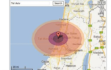 Will Your City Survive A Nuclear Bomb? This App Gives The Answer