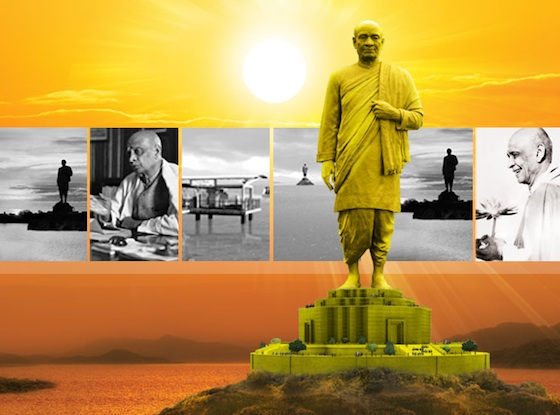 India, Burj Khalifa, Turner Construction, Sardar Patel, World's Tallest Statue