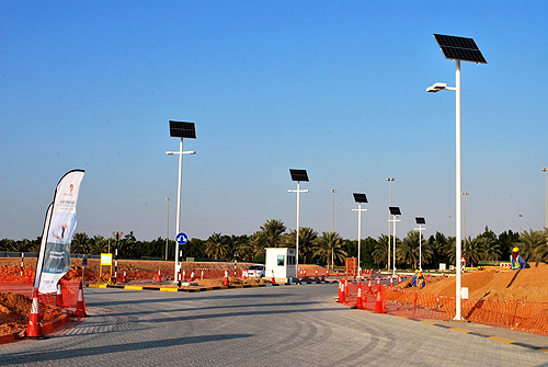 Lightbulb Flips On Over Emirati Planners