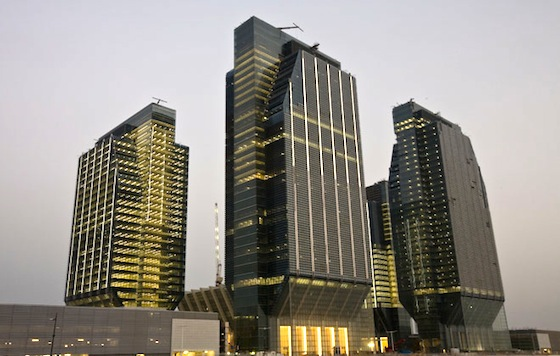Sowwah Square Receives First LEED-CS Gold Pre-Certification in Abu Dhabi