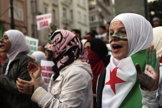 syria-protest-uprising-climate-change-drought