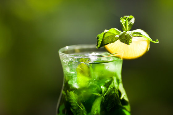 Syrian Mint Lemonade RECIPE | Green Prophet