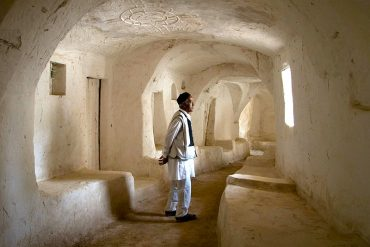 Libya's Oldest Mud City is Critically Endangered