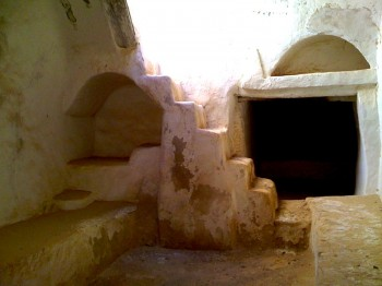 Ghadames Mud City in Libya
