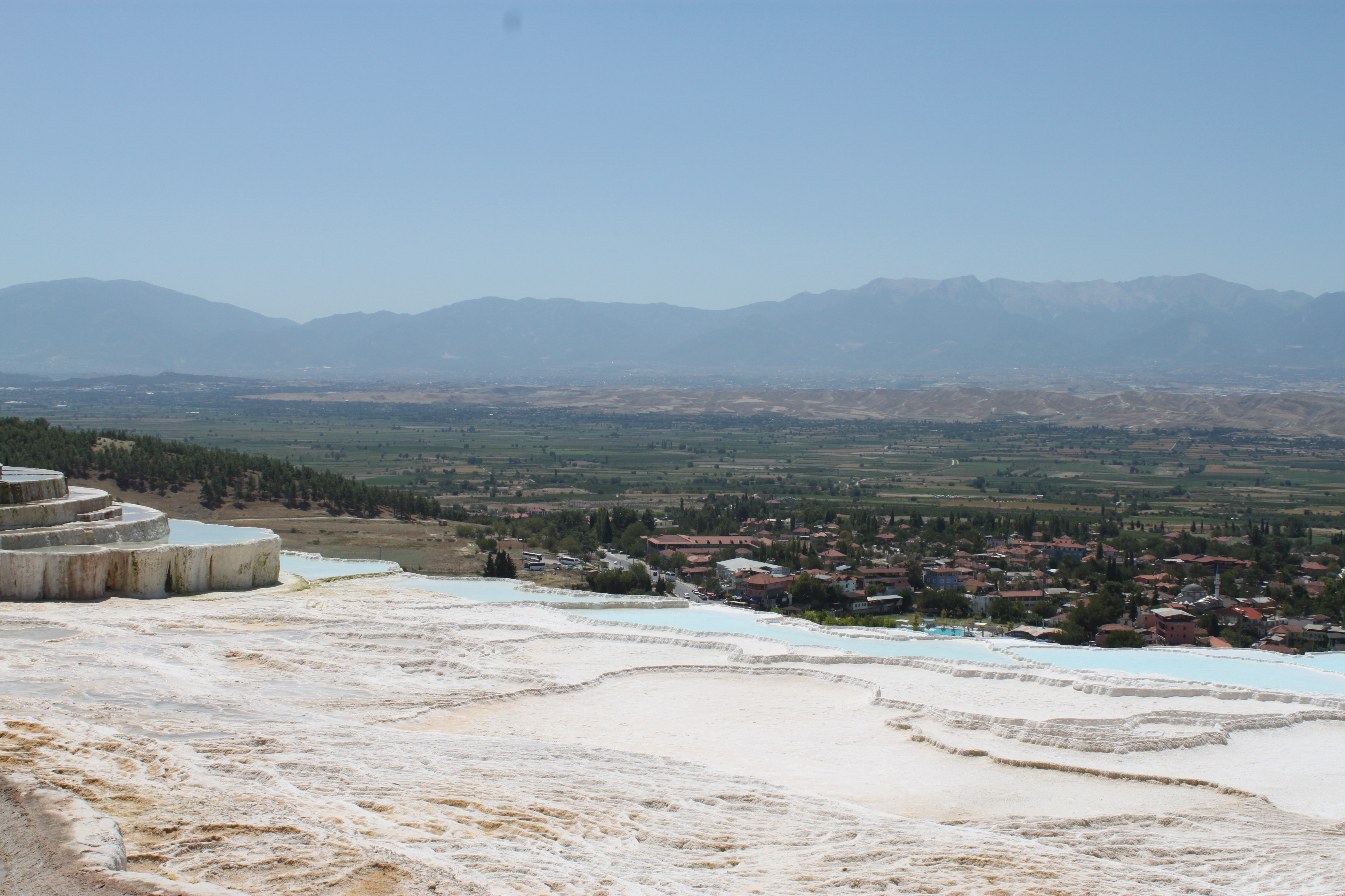 Turkey's Pamukkale: Step into a Mixed-Culture Soup PHOTOS