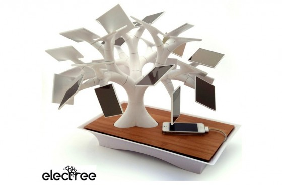Electree's Solar Bonsai Tree to Electrify Our Techno Toys