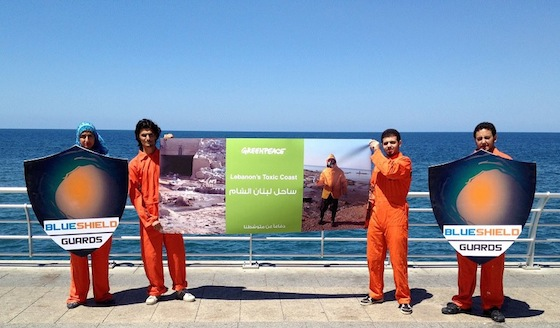 greenpeace-lebanon-toxic-water-pollution