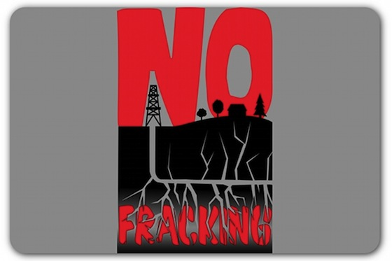 Frack Off Shell! Egyptians Launch Anti-Fracking Campaign