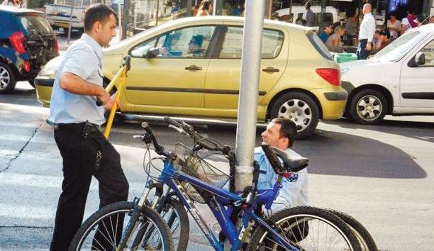 Tel Aviv Goes on Bike Impounding Rampage