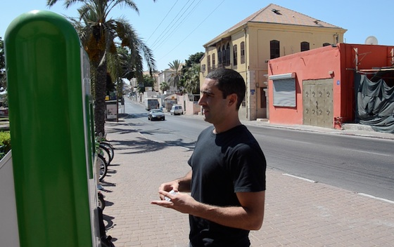 Tel-Aviv Bike Sharing: Green Prophet Hits the Road (VIDEO)