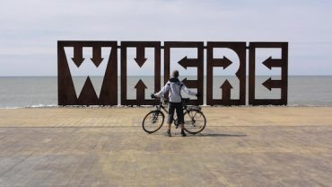 Tunisian Teacher Cycles to China for Wetland Conservation