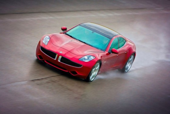 The Fisker Karma electric hybrid sport: Not everybody's car at $98,000