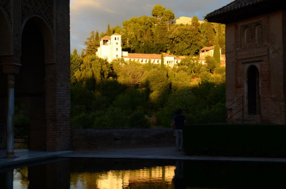 La Alhambra, Granada, Spain, Sierra Nevada Mountains, Tafline Laylin, Moors, Arab, Architecture