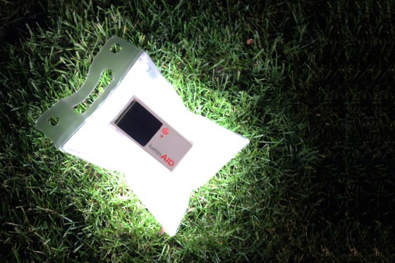 luminaid inflatable light disaster relief