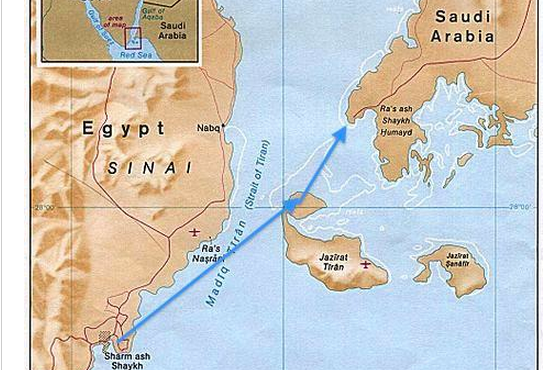Egypt Environment Activists Fighting Back Over Sinai Red Sea Bridge