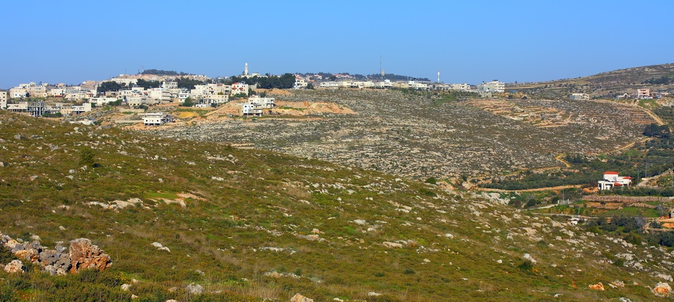 Israel's Separation Barrier Could Disrupt Ancient Way of Farming Since Roman Times