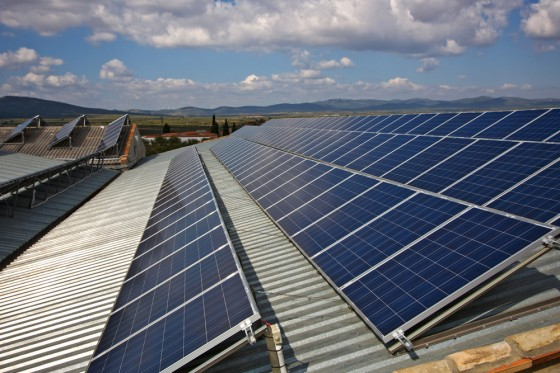 cleantech, Sderot, solar power, renewable energy, rooftop solar, urban solar farm