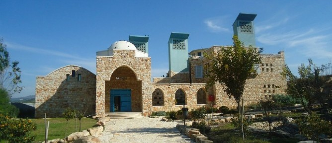 How Traditional Arab Architecture is Greening Buildings in Israel